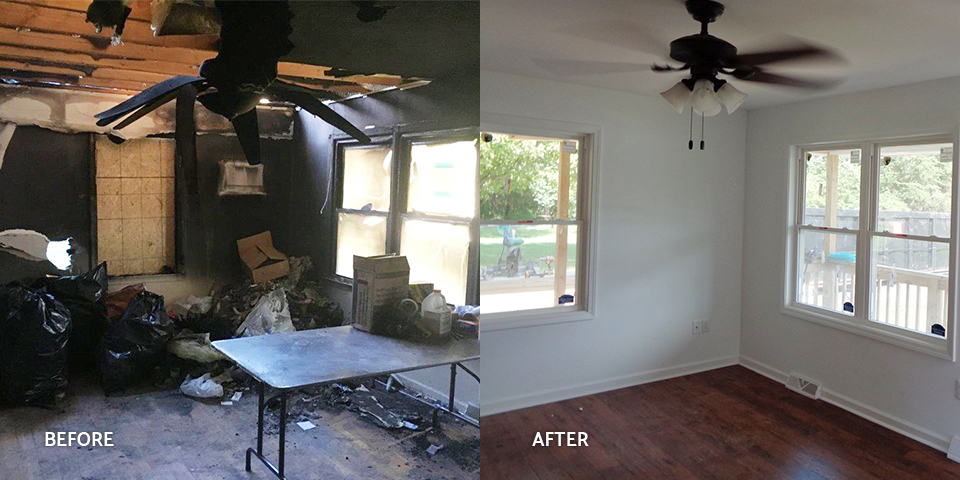 fire and smoke damage restoration pascagoula